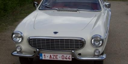 VOLVO P1800 Jensen   1961