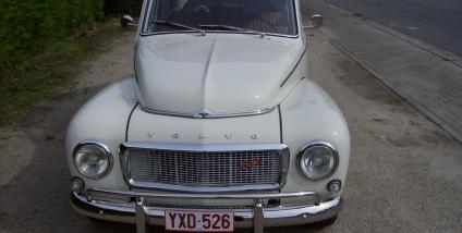 VOLVO PV 544    1962